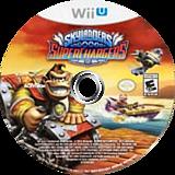 Skylanders: SuperChargers WiiU disc (BS5E52)