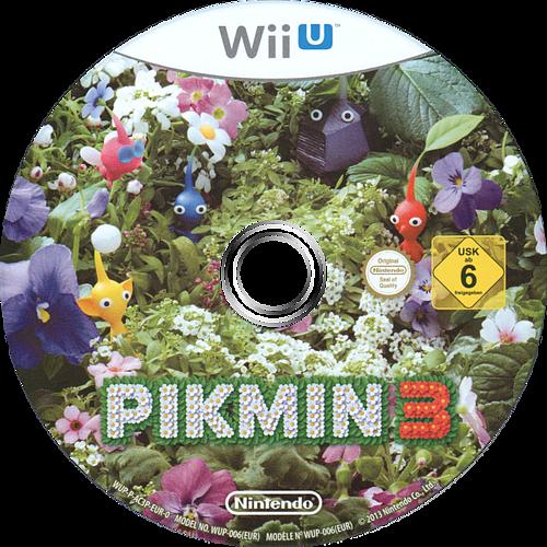 Pikmin 3 WiiU discM (AC3P01)