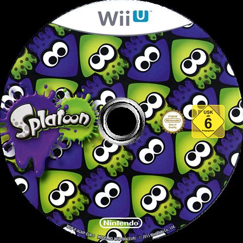 Splatoon WiiU discM (AGMP01)
