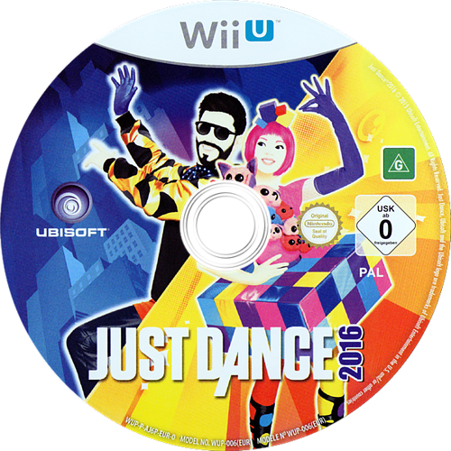 Just Dance 2016 Array discM (AJ6P41)