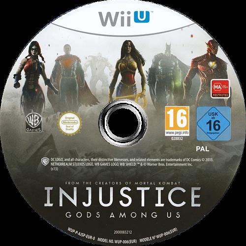 Injustice:Gods Among Us Array discM (AJSPWR)