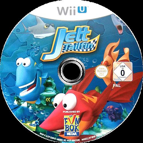 Jett Tailfin WiiU discM (AJTPXT)