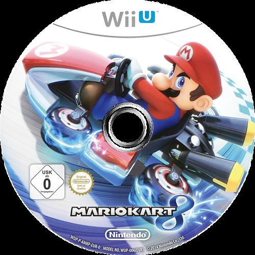 Mario Kart 8 WiiU discM (AMKP01)