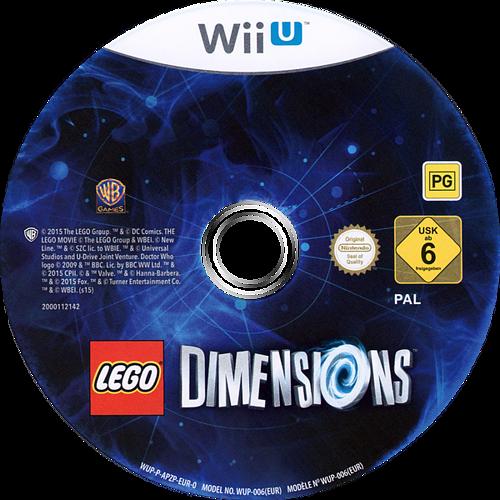 LEGO Dimensions WiiU discM (APZPWR)