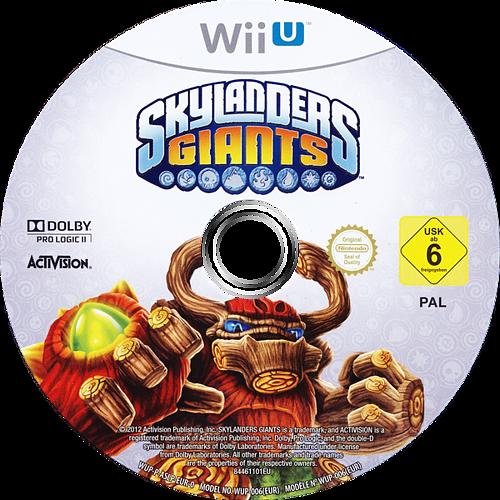 Skylanders: Giants Array discM (ASLP52)