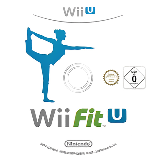 Wii Fit U Array discM (ASTP01)