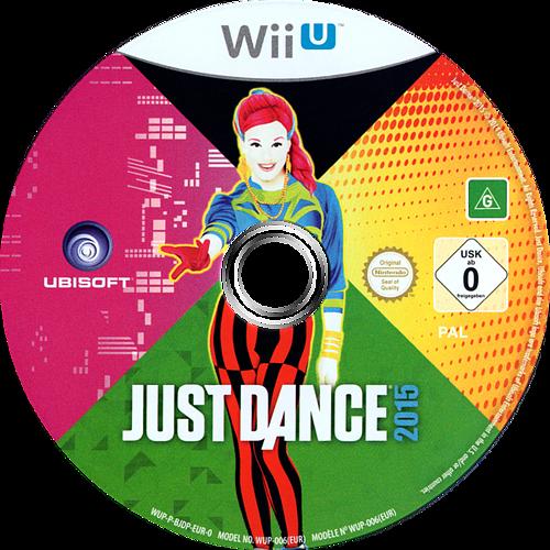 Just Dance 2015 WiiU discM (BJDP41)