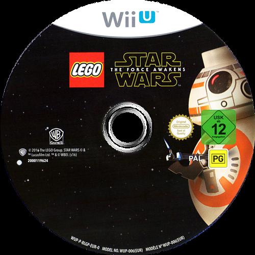 LEGO Star Wars: The Force Awakens WiiU discM (BLGPWR)