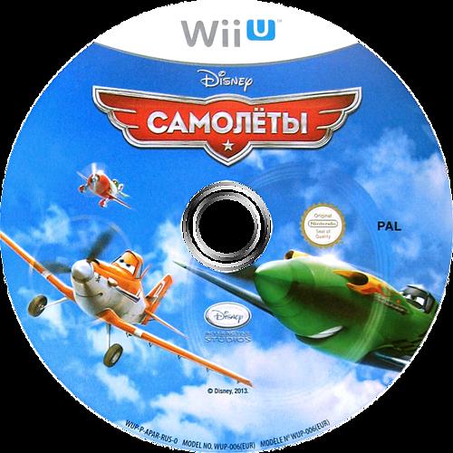 Disney Самолёты WiiU discM (APAR4Q)