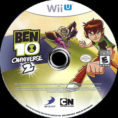 Ben 10: Omniverse 2 Array discM (ABVEG9)