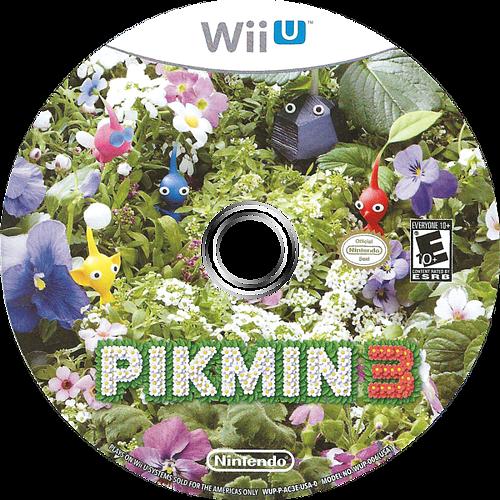 Pikmin 3 Array discM (AC3E01)