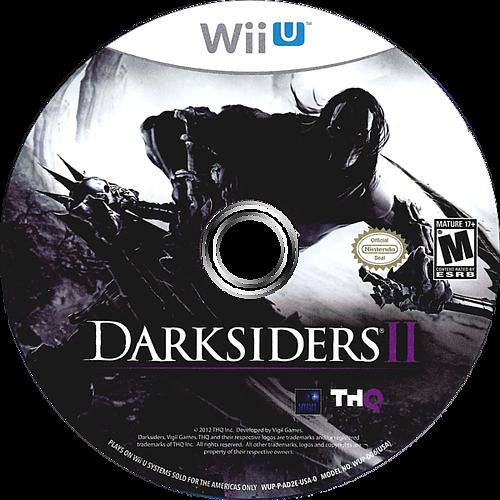 Darksiders II WiiU discM (AD2E78)