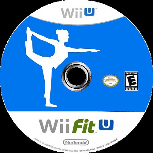 Wii Fit U Array discM (ASTE01)