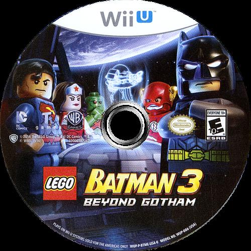LEGO Batman 3: Beyond Gotham WiiU discM (BTMEWR)