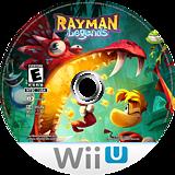 Rayman Legends WiiU disc (ARME41)