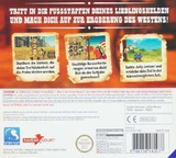 Lucky Luke & The Daltons 3DS cover (ALJP)