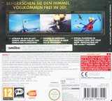 Ace Combat - Assault Horizon Legacy+ 3DS cover (BCRP)