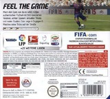 FIFA 15 - Legacy Edition 3DS cover (BFTD)