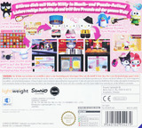 Hello Kitty & Friends - Rockin' World Tour 3DS cover (BKTP)