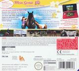 Mein Gestüt 3D - Ein Leben für die Pferde 3DS cover (BMGP)