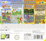 Puzzle & Dragons Z + Puzzle & Dragons Super Mario Bros. Edition 3DS cover (AZGP)