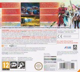 Radiant Historia Perfect Chronology pochette 3DS (BRBP)