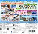 オシャレでかわいい 子犬と遊ぼ! −海編− 3DS cover (APIJ)