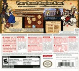Doctor Lautrec and the Forgotten Knights 3DS cover (ADLE)