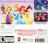 Disney Princess - My Fairytale Adventure 3DS cover (ADPE)