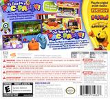 Pac-Man Party 3D 3DS cover (AP9E)