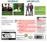 The Sims 3 3DS cover (AS3E)