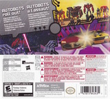 Transformers Prime - The Game 3DS cover (ATPE)