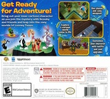 Scooby-Doo! & Looney Tunes Cartoon Universe - Adventure 3DS cover (BCUE)