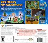 Scooby-Doo! & Looney Tunes Cartoon Universe - Adventure 3DS cover (BCUE)