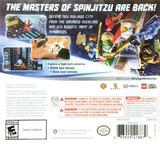 LEGO Ninjago - Nindroids 3DS cover (BLNE)