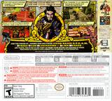 Code Name: S.T.E.A.M. 3DS cover (AY6E)
