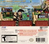 Etrian Odyssey IV - Legends of the Titan 3DS cover (ASJE)