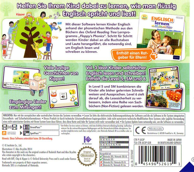 3DS backHQ (AX3P)