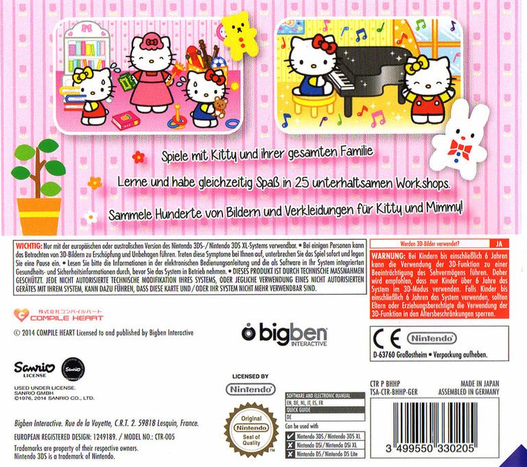 3DS backHQ (BHHP)