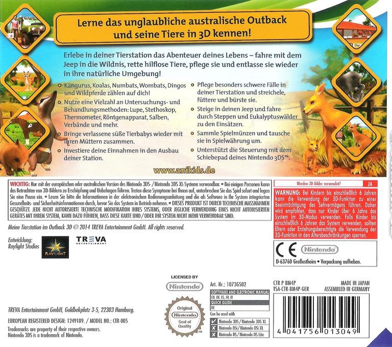 3DS backHQ (BM4P)