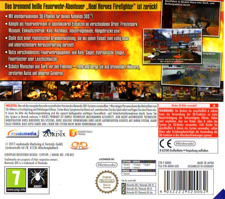 Real Heroes - Firefighter 3D 3DS backHQ (ARHD)