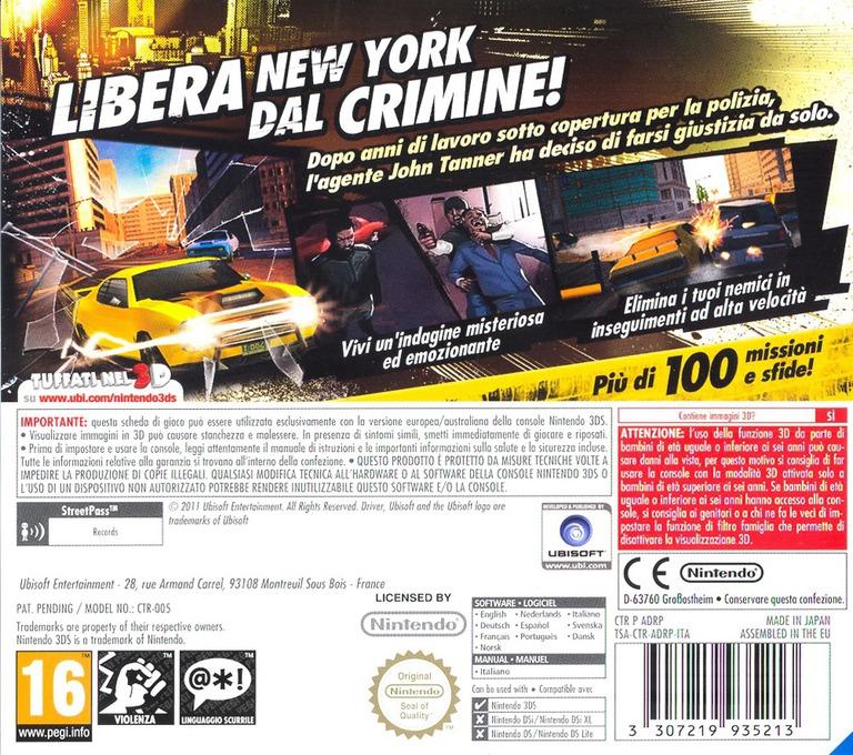 3DS backHQ (ADRP)