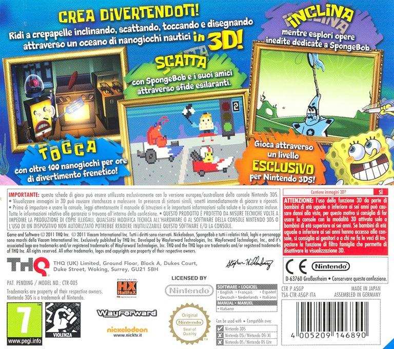 3DS backHQ (ASGP)