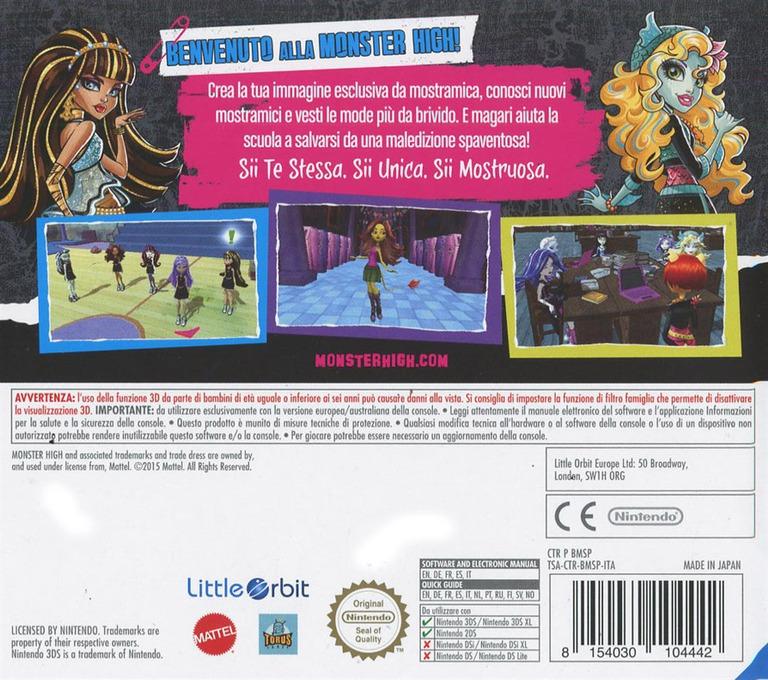 3DS backHQ (BMSP)