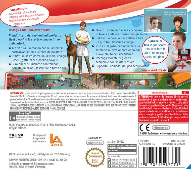 3DS backHQ (BMTP)