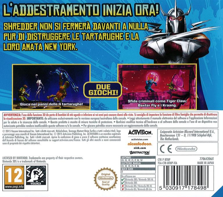 3DS backHQ (BTNP)