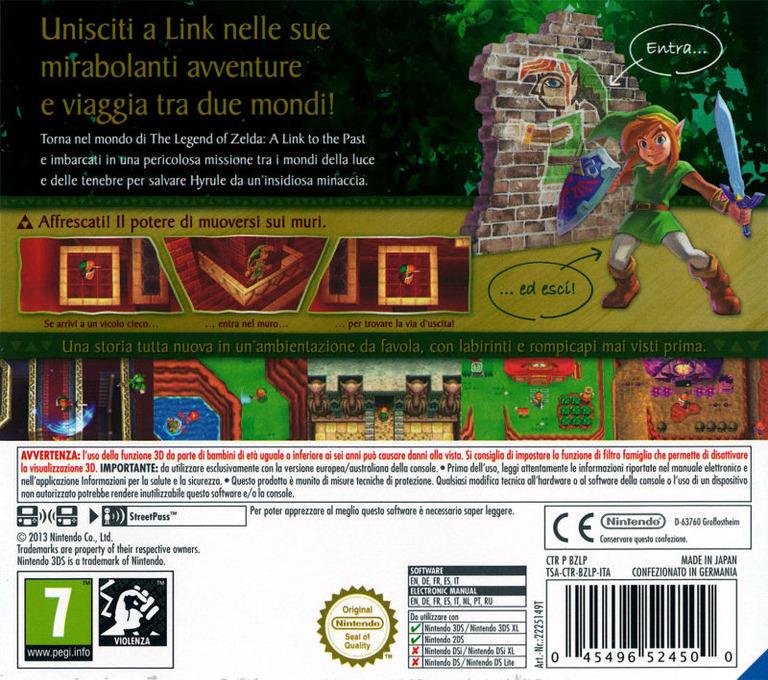 3DS backHQ (BZLP)