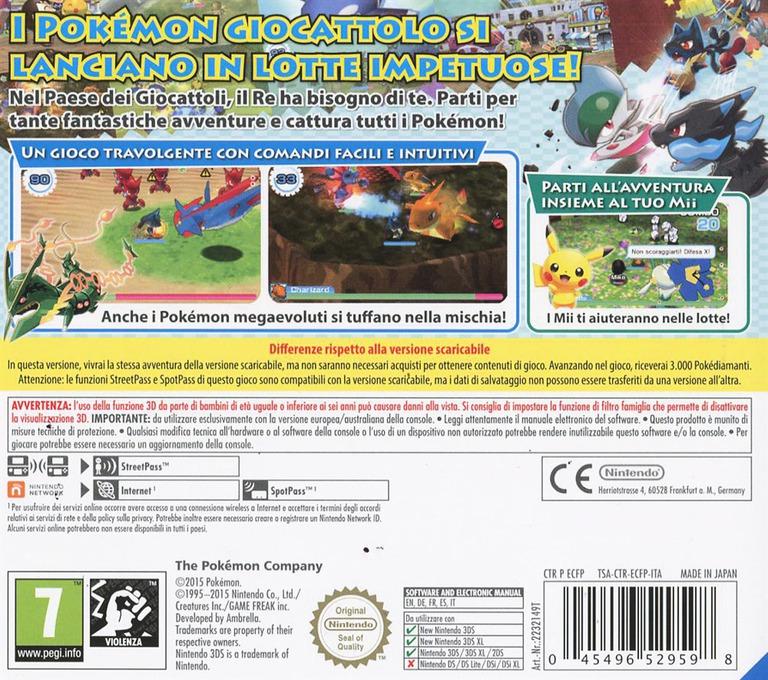 3DS backHQ (ECFP)