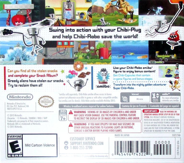 Chibi-Robo! Zip Lash 3DS backHQ (BXLE)
