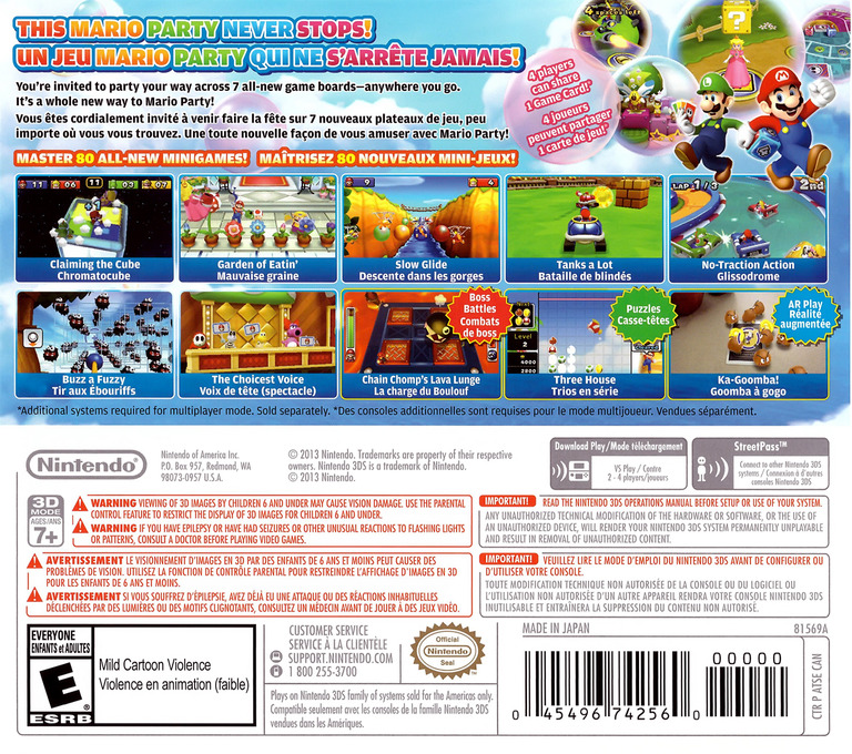 Mario Party - Island Tour 3DS backHQ (ATSE)